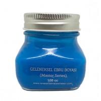 Led Seri - Mavi Ebru Boyası